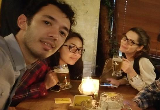 Columbus Brau - time to eat