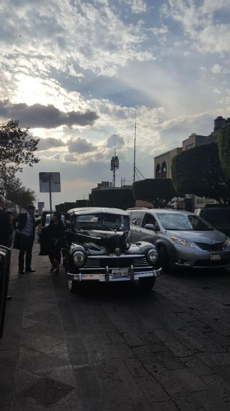 Iată și mașina de mafioți