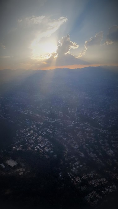 Buna Mexico City!