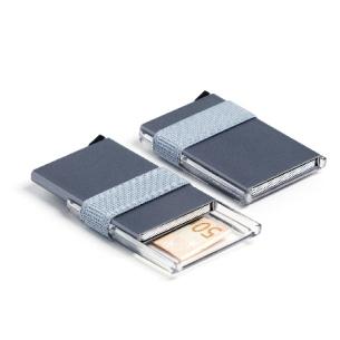 Secrid card slide vs Secrid card protector - Pics via Secridcom